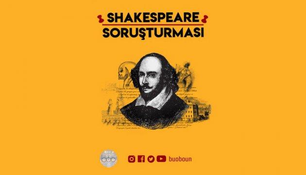 Boğaziçi Üniversitesi Oyuncuları (BÜO) Shakespeare Soruşturması