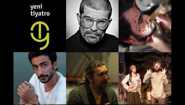 2. Uluslararası Yeni Tiyatro Degisi Emek ve Başarı Ödülleri